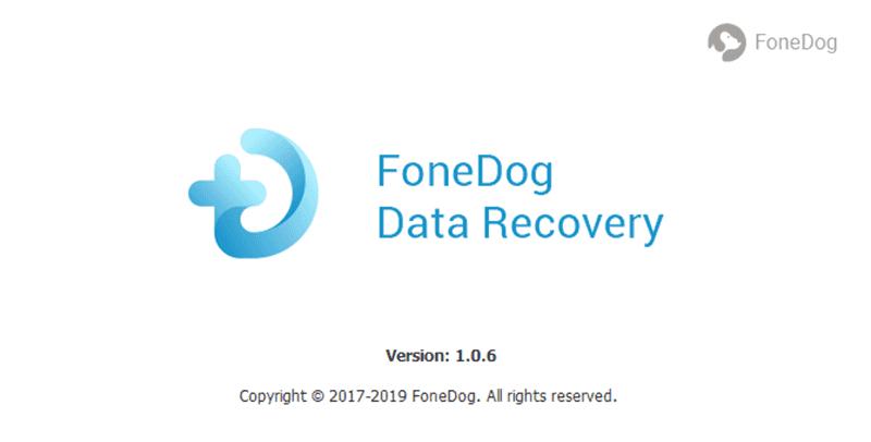 通過FoneDog Android數據恢復獲取丟失的短信