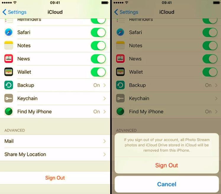 使用 iCloud 在 iPhone 和 Mac 上強制同步