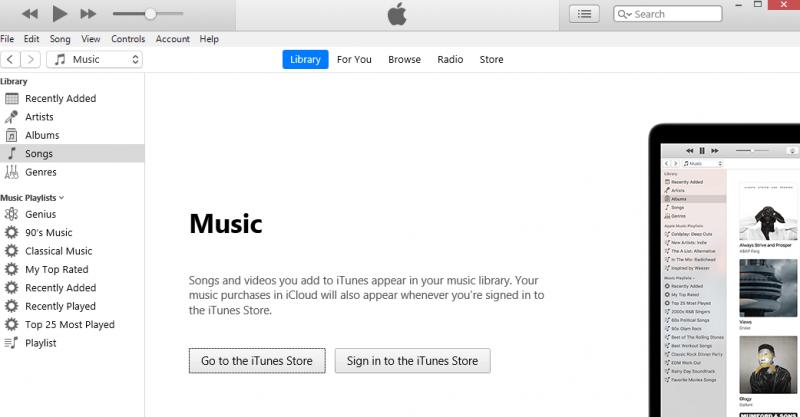 整合iTunes資料庫