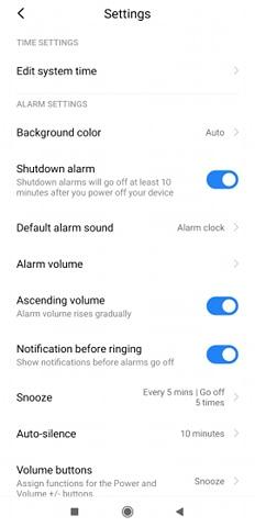 通過選擇設置修復更新後Android警報不起作用的問題